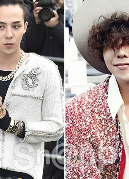 G-Dragon - Chanel Fashion Show - 27jan2015 - Snapp - 01