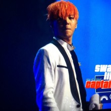 Big Bang - Made Tour 2015 - Wuhan - 28jun2015 - Captain G - 05