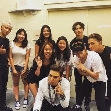 Big Bang - Made Tour 2015 - Las Vegas - Backstage - 02oct2015 - jijijijibaby21 - 01