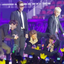 BIGBANG Newark Day 1 2015-10-10 HQs by shmeezzy 001