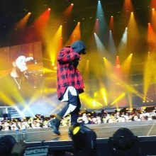 BIGBANG Day 2 Newark Soundcheck 2015-10-11 (13)