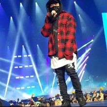 BIGBANG Day 2 Newark Soundcheck 2015-10-11 (14)
