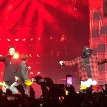 BIGBANG Day 2 Newark Soundcheck 2015-10-11 (9)