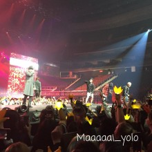 BIGBANG MADE in Newark Day 2 2015-10-11 REHEARSALS by Maaaaai_YOLO (1)