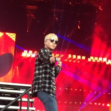 BIGBANG MADE in Newark Day 2 2015-10-11 REHEARSALS by Maaaaai_YOLO (3)