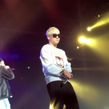 BIGBANG MADE in Sydney Day 1 SOUNDCHECK 2015-10-17 Marcella M  (3)
