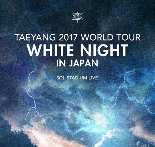 Taeyang Sol Whitenight Injapan