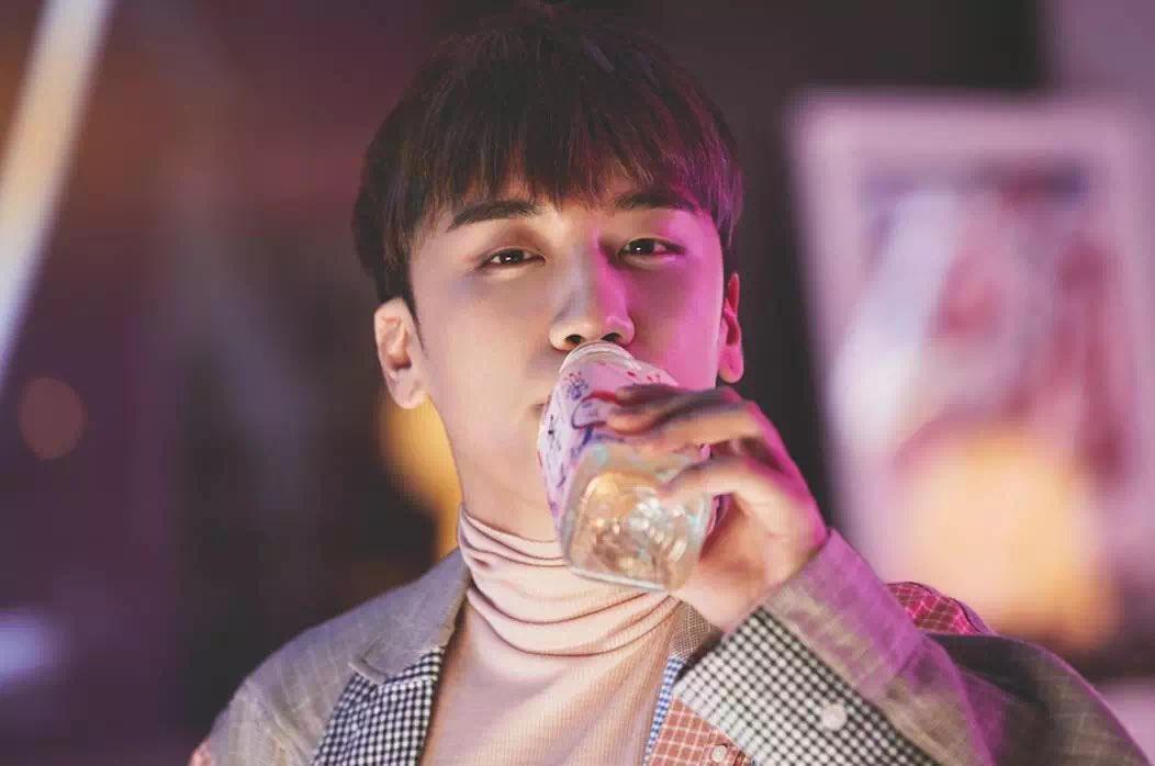 BIGBANG Nongfu Springs China Cha Pi April 2017 (5)