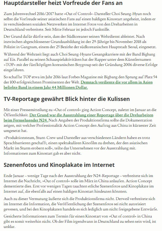 TOP Out of Control Westfalen Blatt April 2017 (4)
