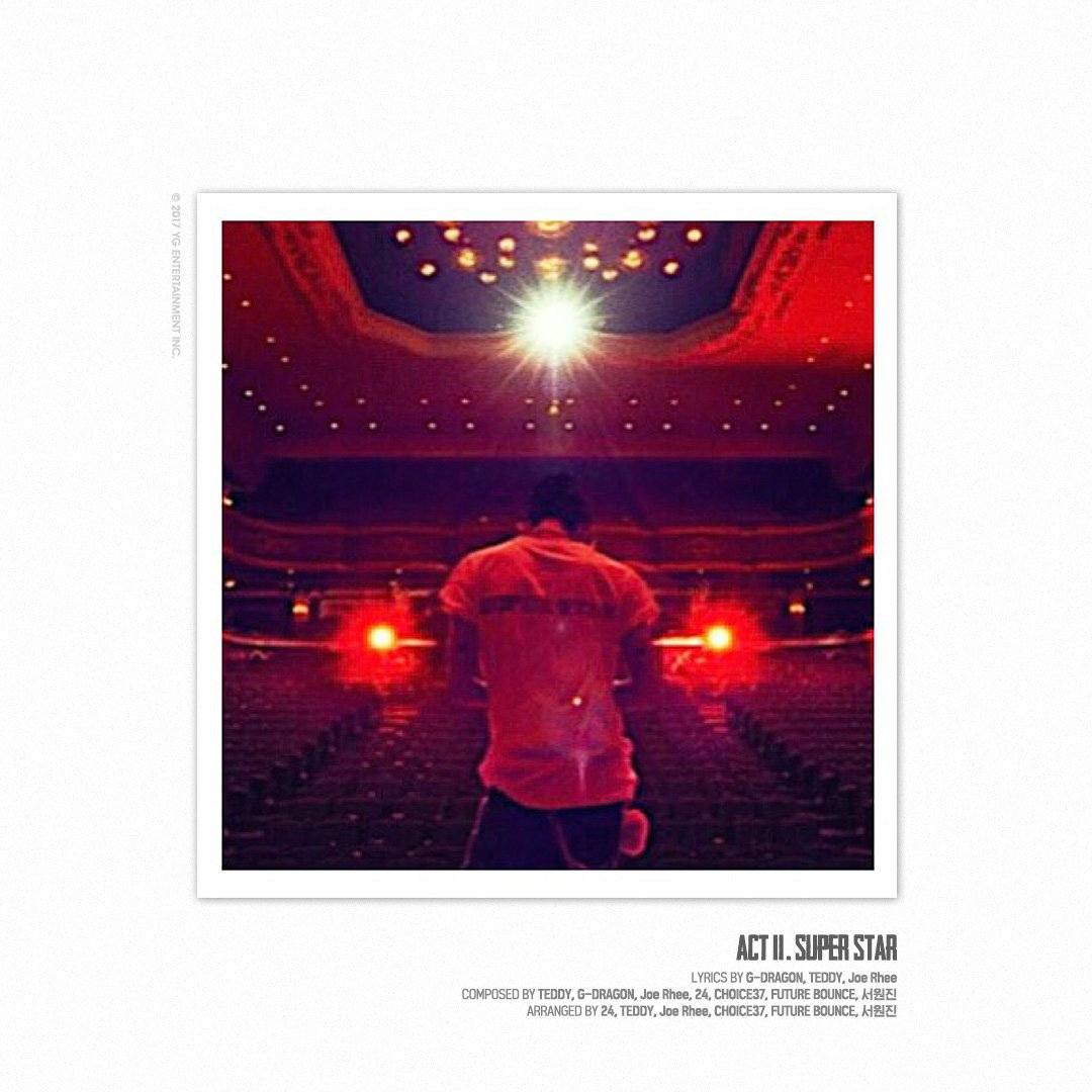 G-DRAGON – 'KWON JI YONG' TRACK COVER (3)