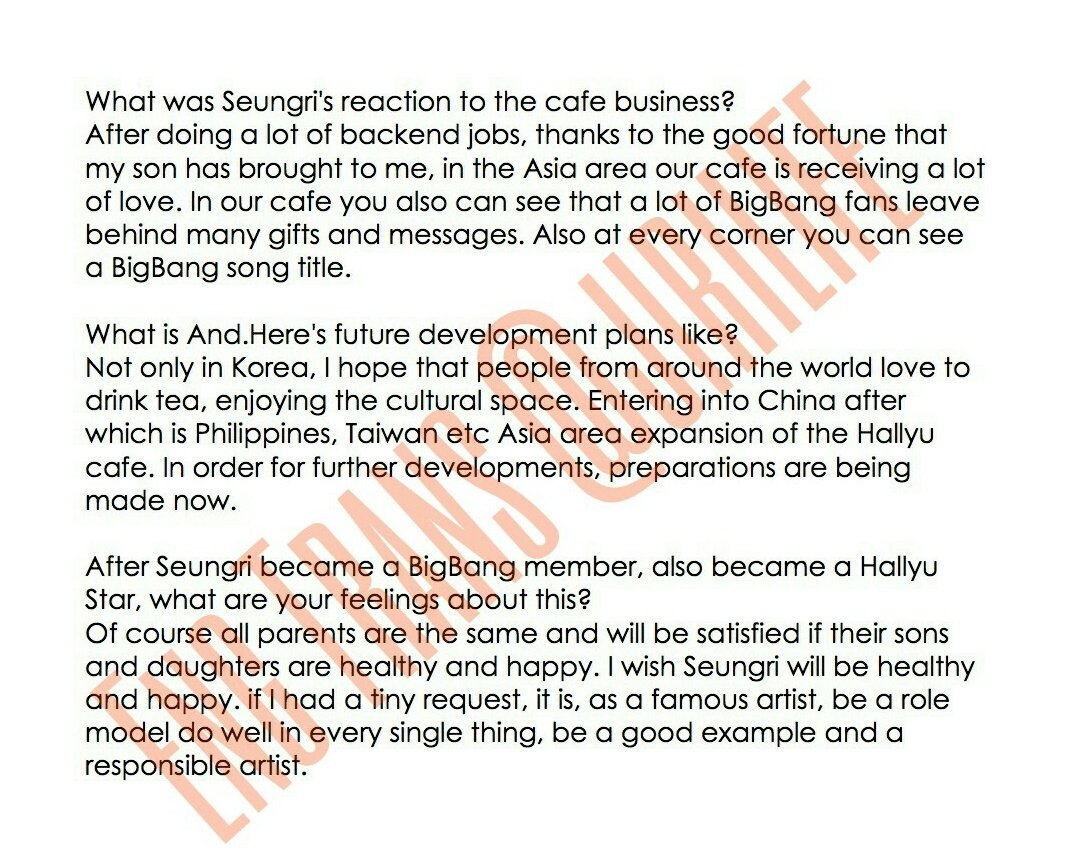 Interview with Seungri's father about AND.Here in GanGee Mag June 2017 (3)