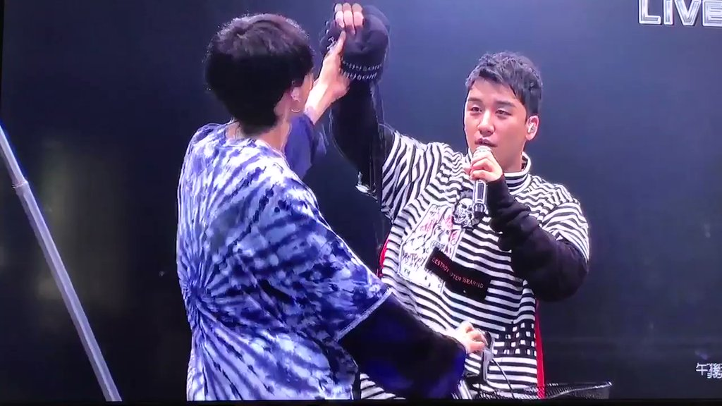[Photos Videos] 2017-06-03 【BIGBANG SPECIAL EVENT 2017】 (wout T.O.P) Osaka Kyocera Dome Day 1 (11)