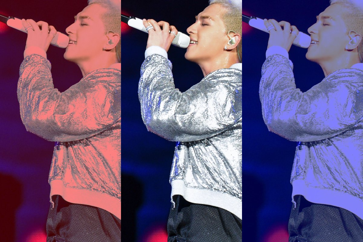Taeyang tour photos [WHITE NIGHT] in Japan (6)