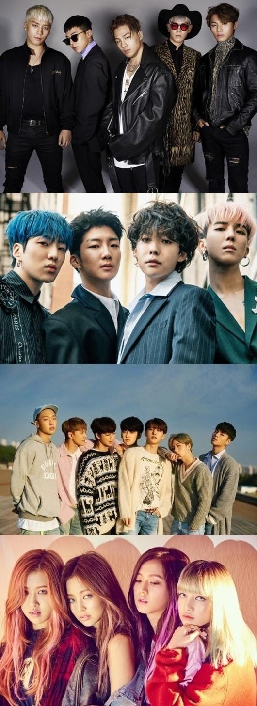 Oh!SSEN FOCUS] 'YG's 3 Brothers' BIGBANG·WINNER·iKON Take Over Music