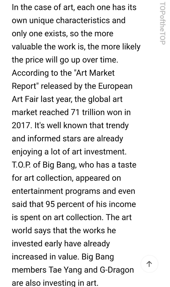 article-vogue-korea-mentioned-t.o.P, G-Dragon & Taeyang in their new Article about Art Collection & Art Investment