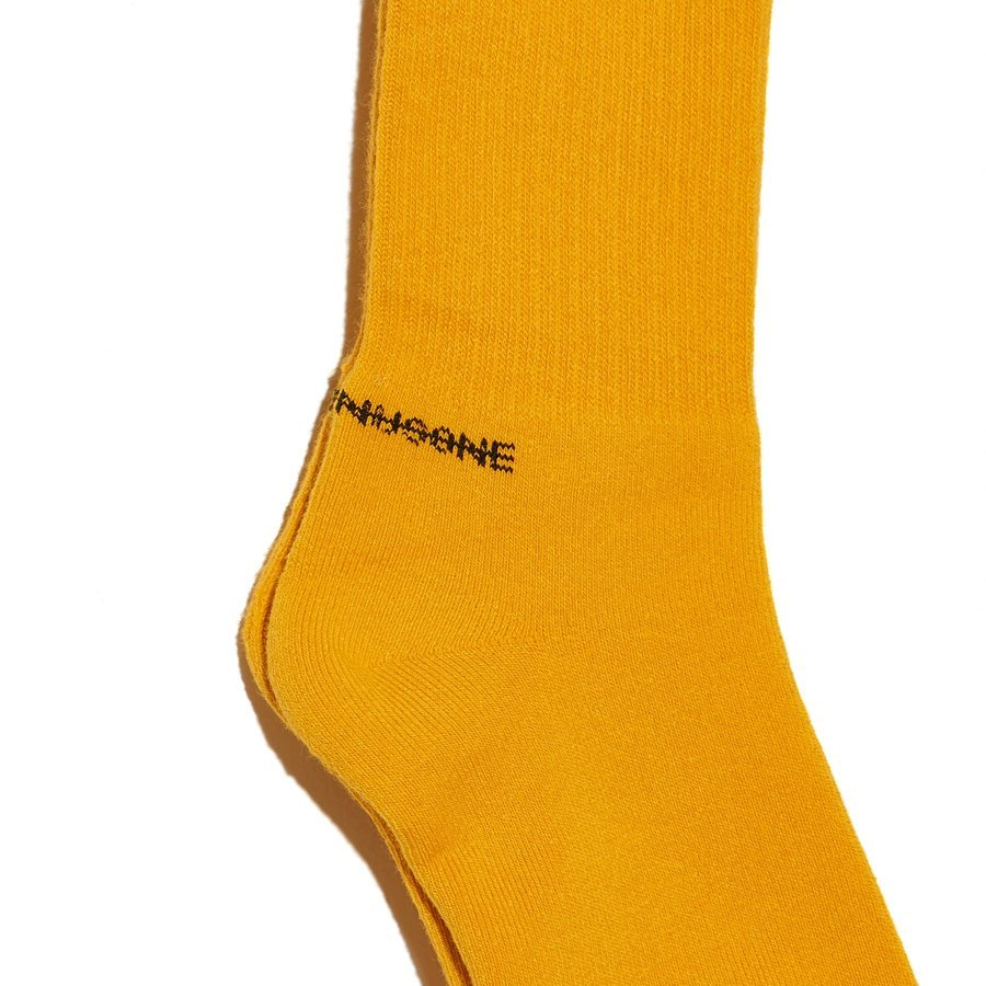 PMO®➖SOCKS #1 YELLOW