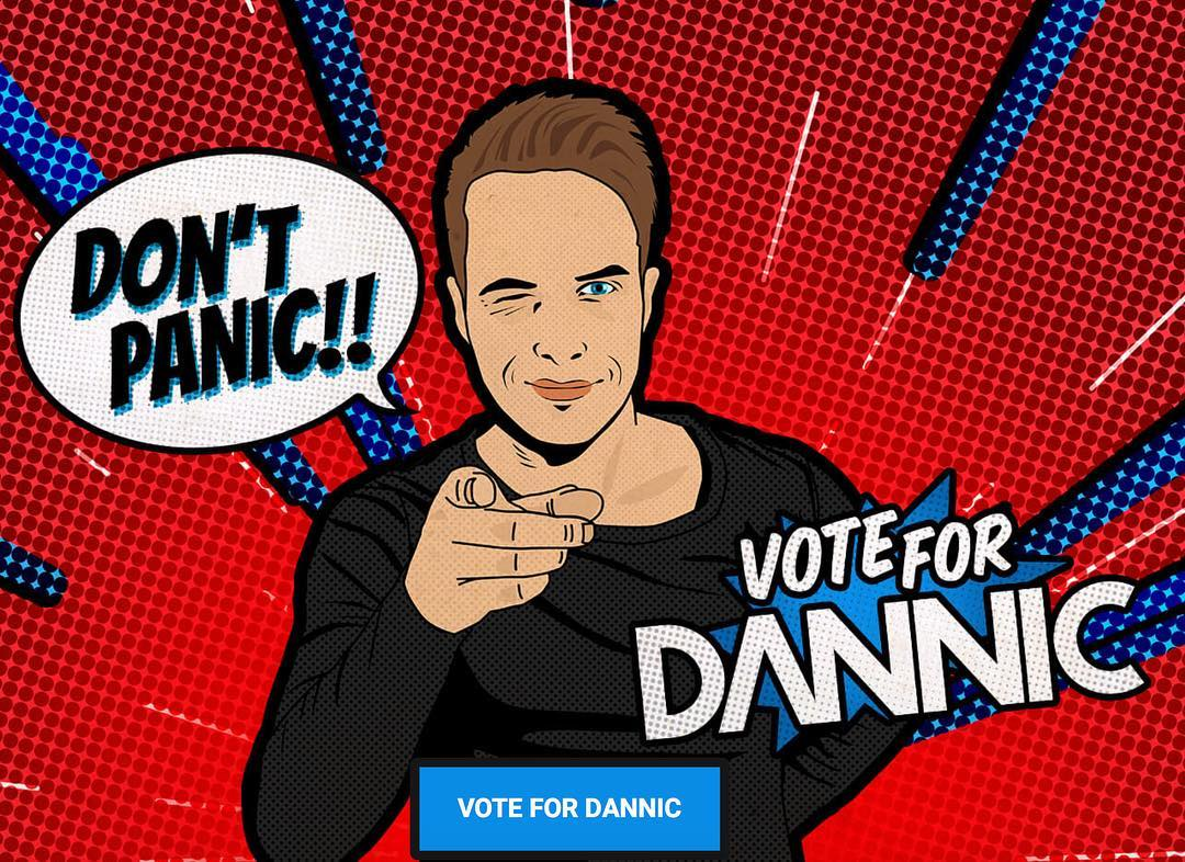 Guys my man @dannic going to be djmag top100 !! Plz let's do vote for him!! https://djmag.com/content/voting-years-top-100-djs-poll-now-open