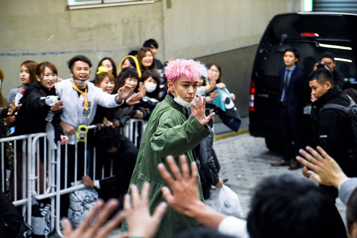 BIGBANG Send-Off Osaka 2016-12-27 (1)