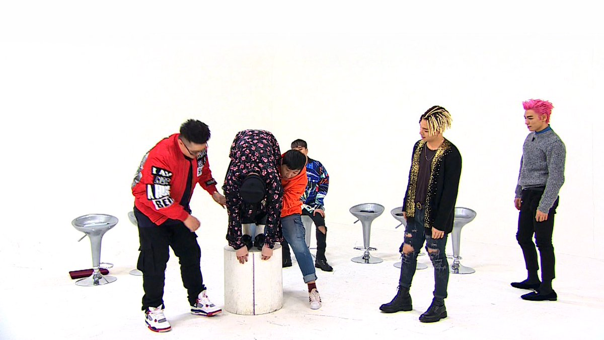 BIGBANG Weekly Idol January 2017 (2)