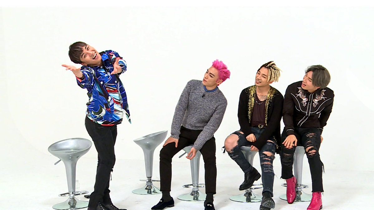 BIGBANG Weekly Idol January 2017 (4)