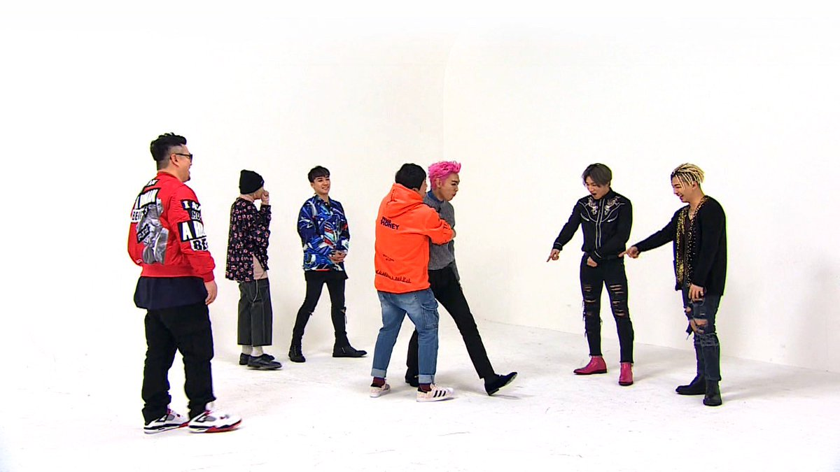 BIGBANG Weekly Idol January 2017 (6)