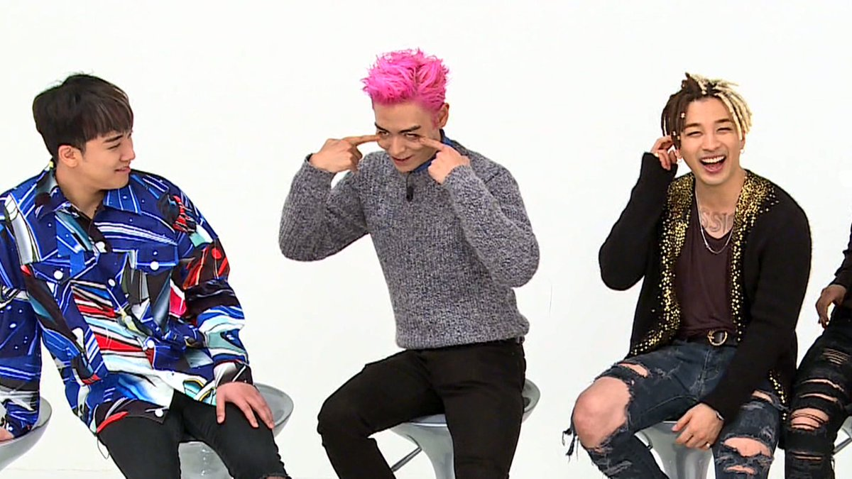 BIGBANG Weekly Idol January 2017 (8)