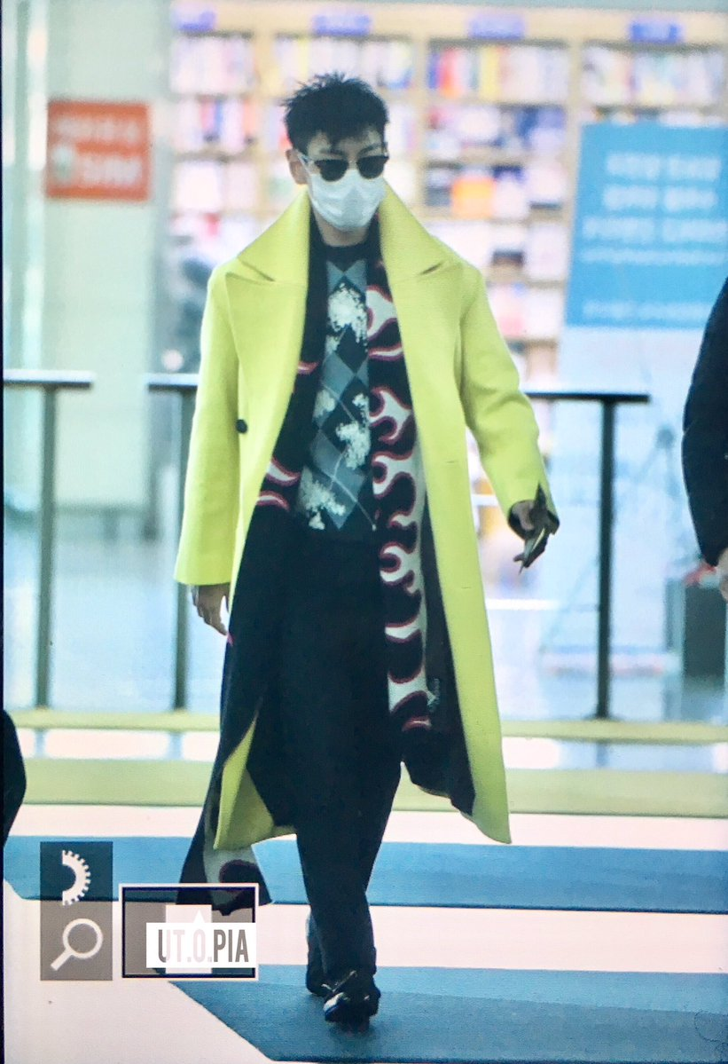 TOP departure Seoul to Los Angeles 2017-01-09 (10)