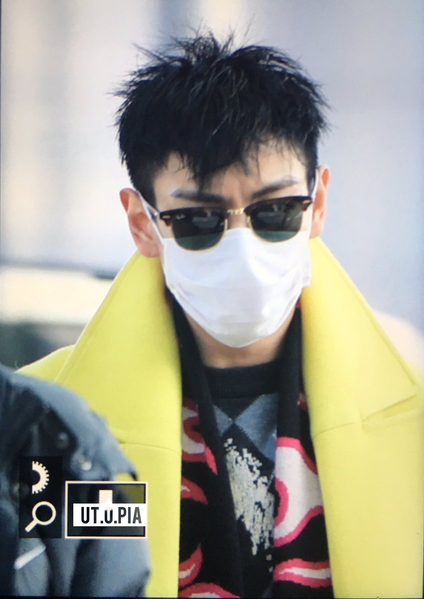TOP departure Seoul to Los Angeles 2017-01-09 (3)