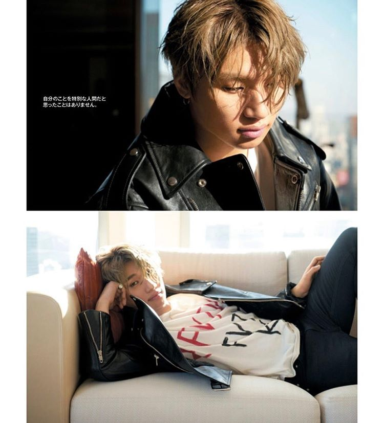 Daesung ANAN Magazine Feb 2017 (4)