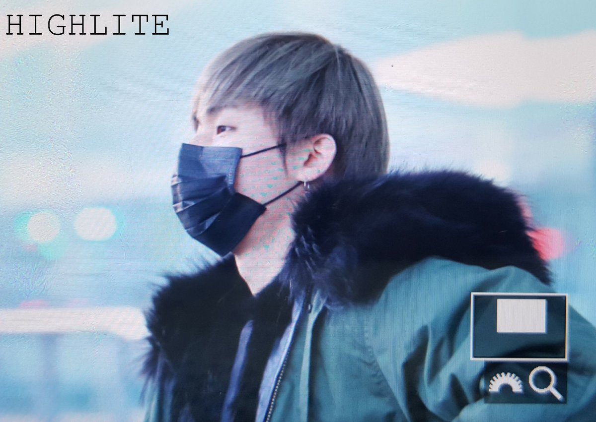 Daesung Departure Seoul to Japan 2017-02-18 (2)