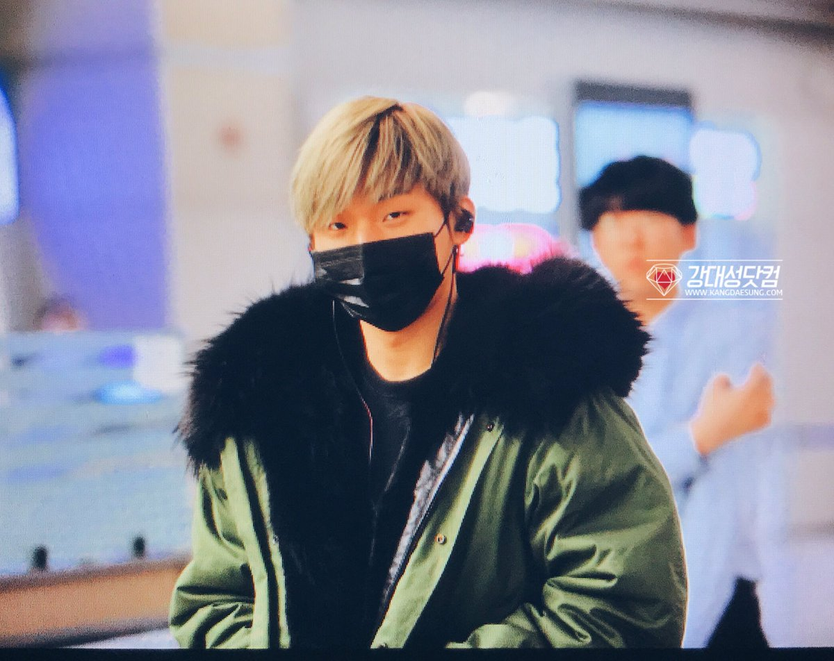 Daesung Departure Seoul to Japan 2017-02-18 (6)