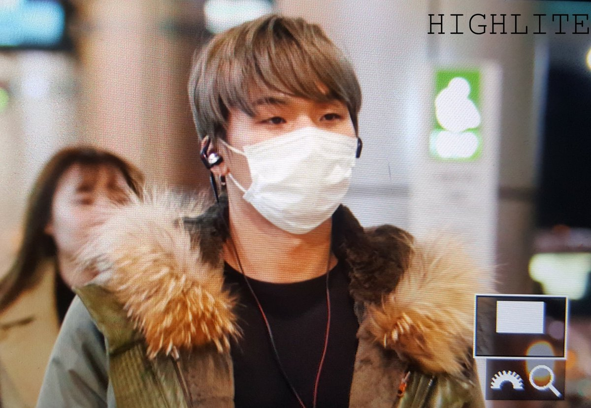 Daesung Seoul from Japan 2017-02-13 (2)