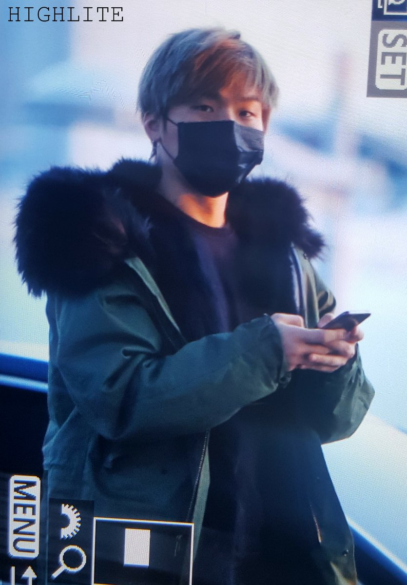 Daesung Departure Seoul to Japan 2017-02-18 (1)