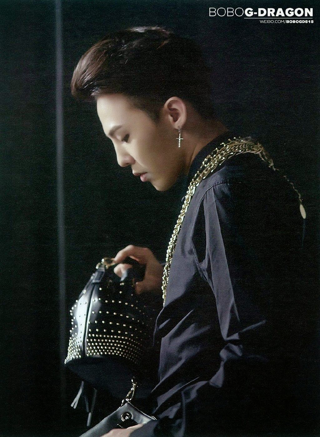 G Dragon 2014 [Photos] G-Dragon for ...