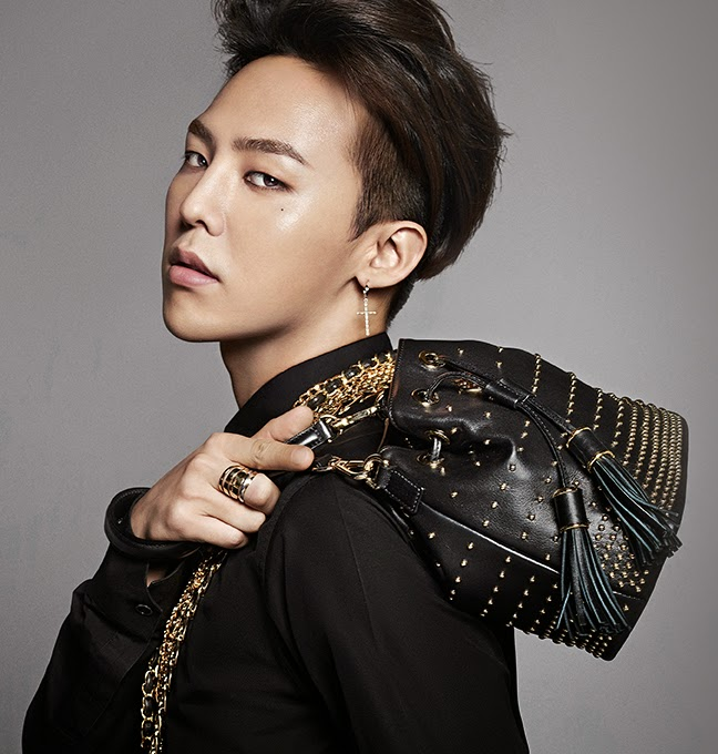G Dragon 2014 G-Dragon for J Estina ...