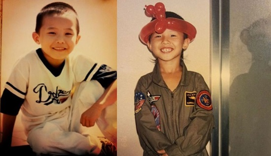 "Adorable Photos of G-Dragon's Childhood Star Past in ""Popopo"" and Little Roo'ra Revealed"