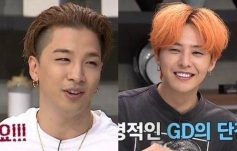 G-Dragon and Taeyang Discuss Who Is Yang Hyun Suk's Favorite