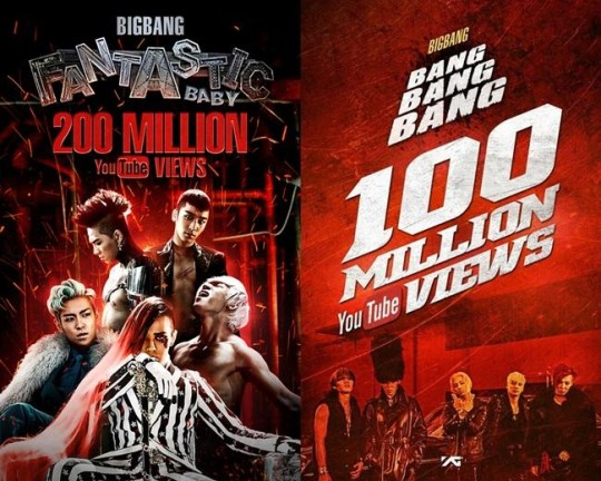 BIGBANG Sets Another Record for South Korean Boy Groups