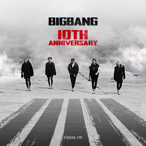 BIGBANG 10th anniversary