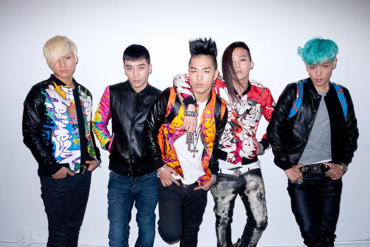 "BIGBANG's ""Fantastic Baby"" Becomes Their 21st MV To Reach 21 ..."