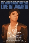 [Schedule] Seungri 'The Great Seungri Tour 2019' final stop announced: Jakarta 17th March 2019