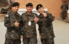 [Photos] Taeyang and Daesung at an army event 2019-03-06