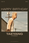 [Photo] HAPPY BIRTHDAY TAEYANG